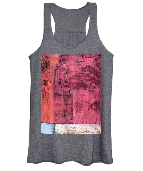 Art Print Redwall 3 Women's Tank Top