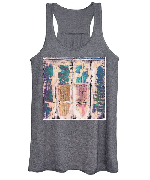 Art Print Square 8 Women's Tank Top