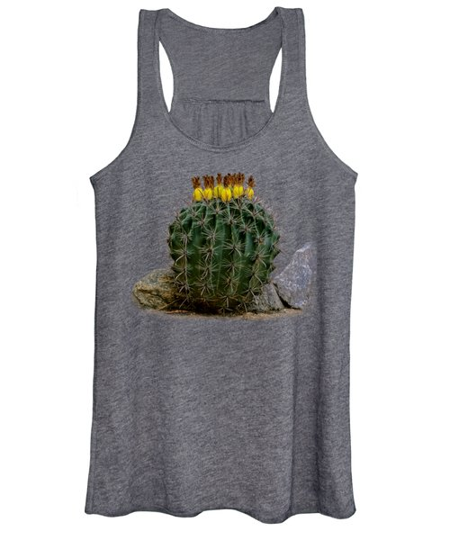 Barrel Against Wall No50 Women's Tank Top