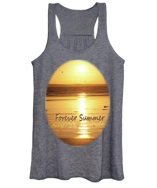 Forever Summer 4 Women's Tank Top