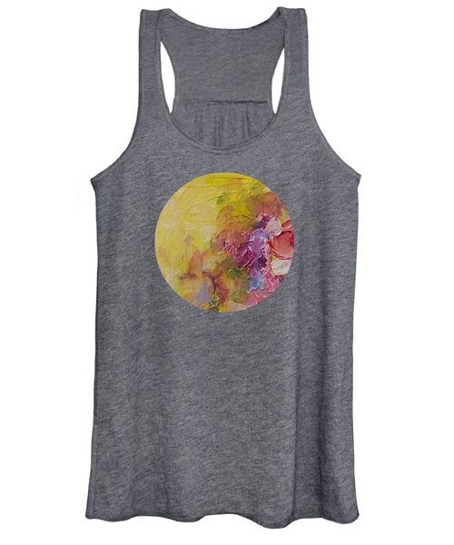 Floral Still Life Women's Tank Top