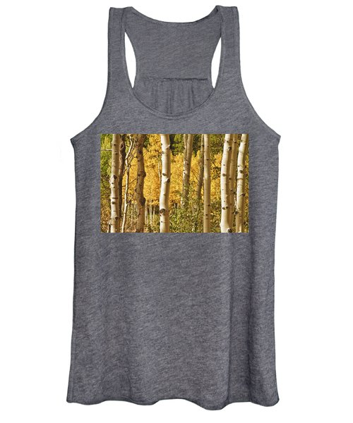 Aspen Gold Women's Tank Top