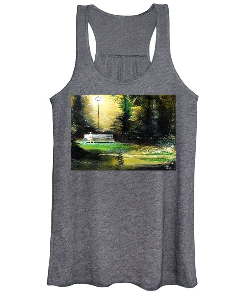 At Peace Women's Tank Top