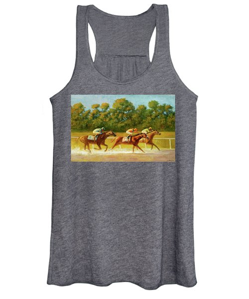 At The Finish Line Women's Tank Top