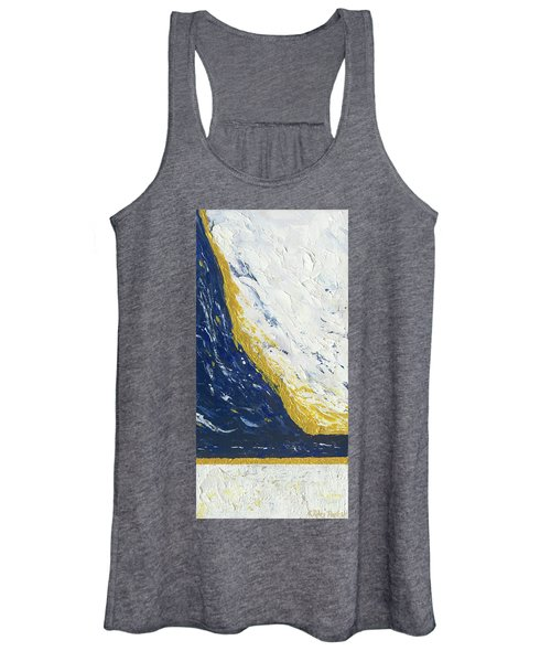 Atmospheric Conditions, Panel 3 Of 3 Women's Tank Top