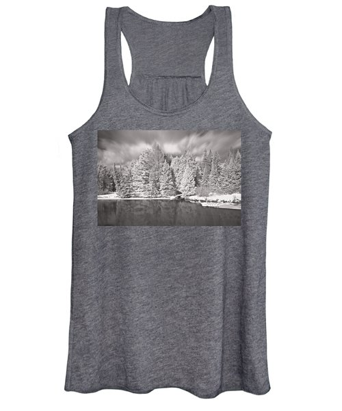 Ausable River Infrared 6295 Women's Tank Top