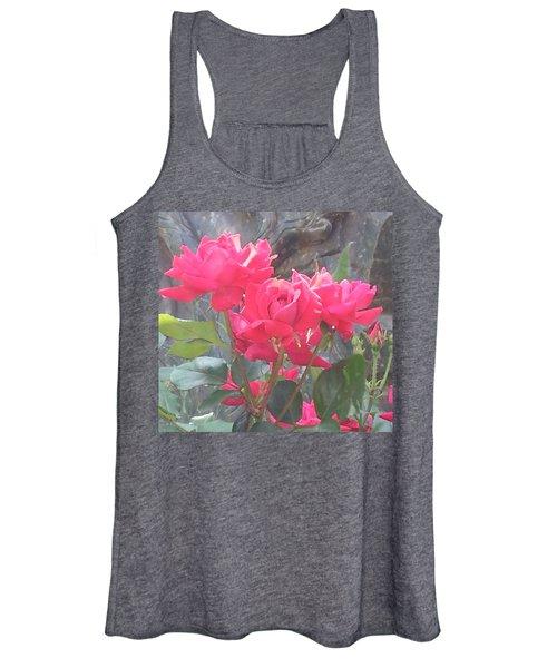 Austin Roses Women's Tank Top