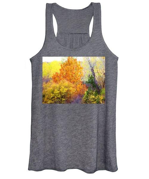 Autumn Blaze  Women's Tank Top