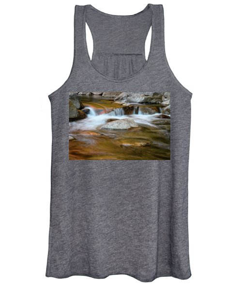 Autumn Cascade Nh Women's Tank Top