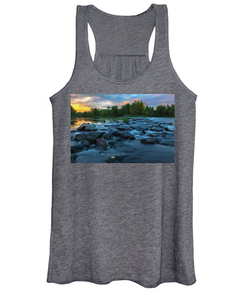 Autumn Comes Women's Tank Top