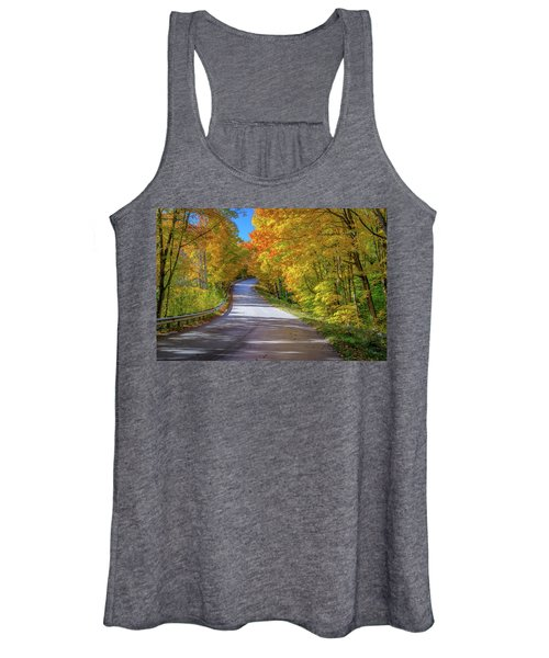 Autumn Drive  Women's Tank Top