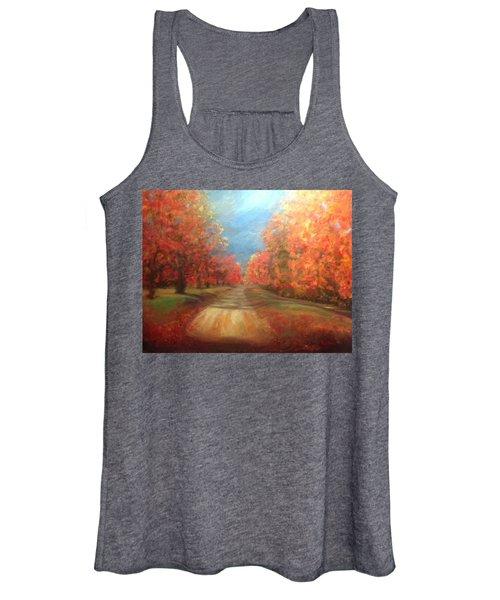 Autumn Dream Women's Tank Top
