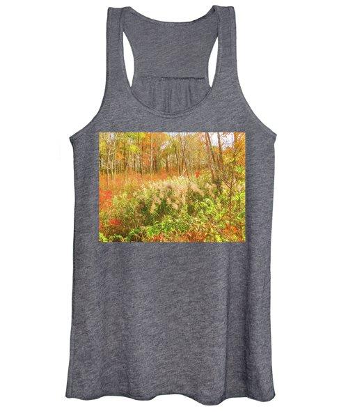 Autumn Landscape Women's Tank Top