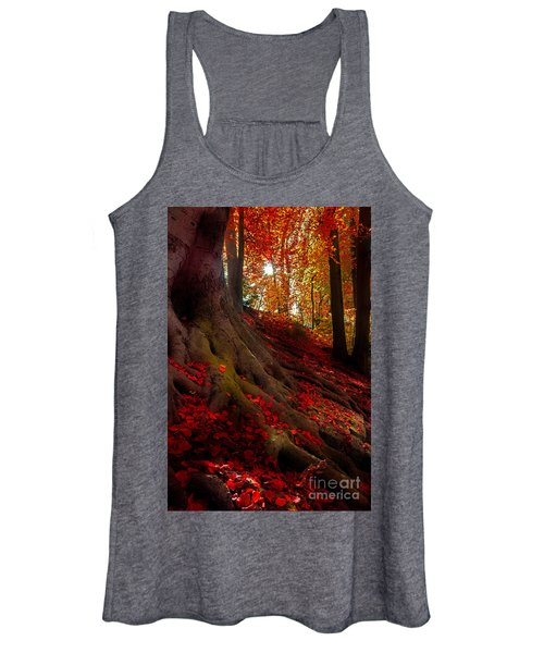 Autumn Light Women's Tank Top