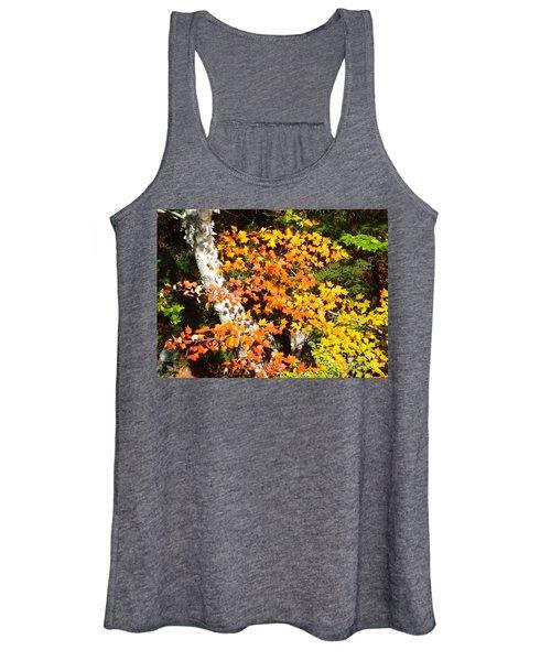 Autumn Maple Women's Tank Top