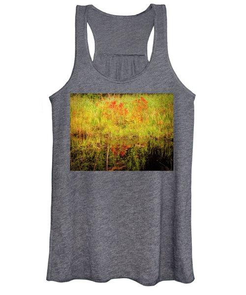 Autumn Reflections Women's Tank Top