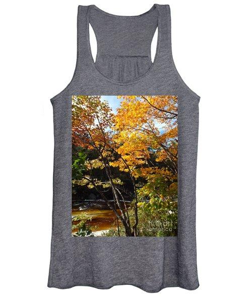 Autumn River Women's Tank Top