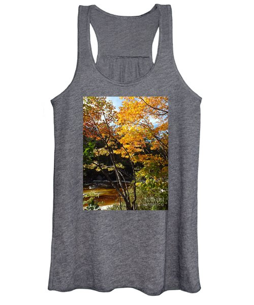 Autumn River Women's Tank Top