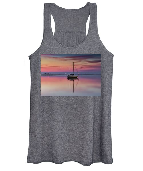 Awaiting   Women's Tank Top