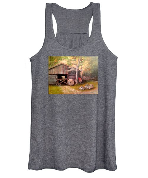 Backwoods Barn Women's Tank Top