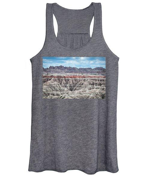 Badlands National Park Vista Women's Tank Top