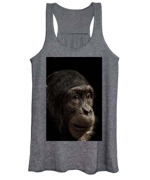 Baffled Women's Tank Top
