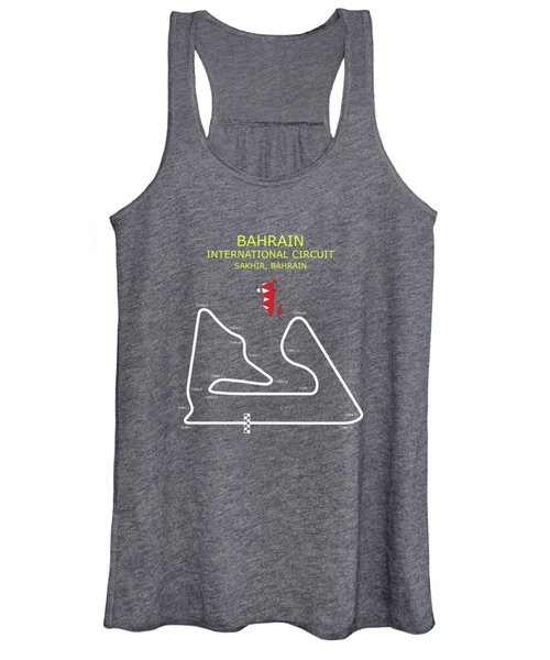 Bahrain International Circuit Women's Tank Top