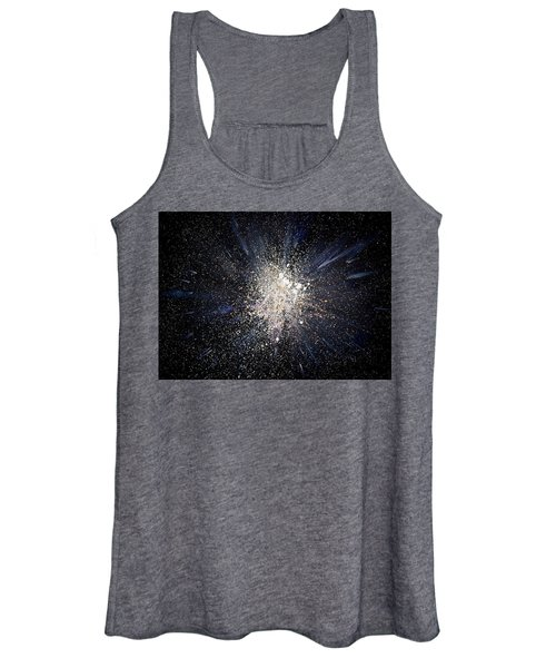Women's Tank Top featuring the painting Balance by Michael Lucarelli