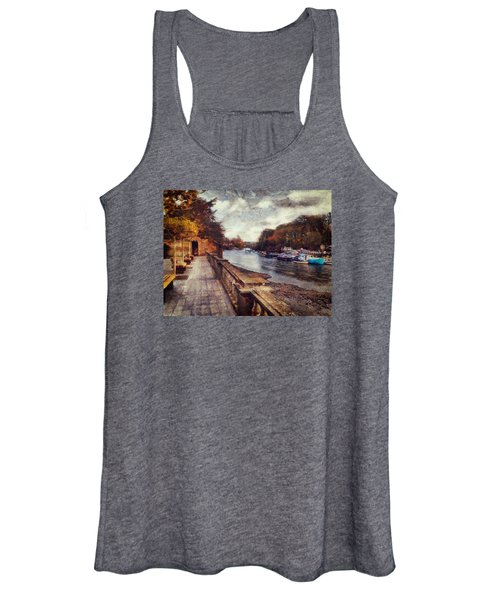 Balustrades And Boats Women's Tank Top