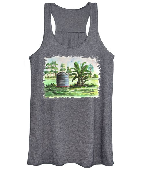 Banana And Tank Women's Tank Top
