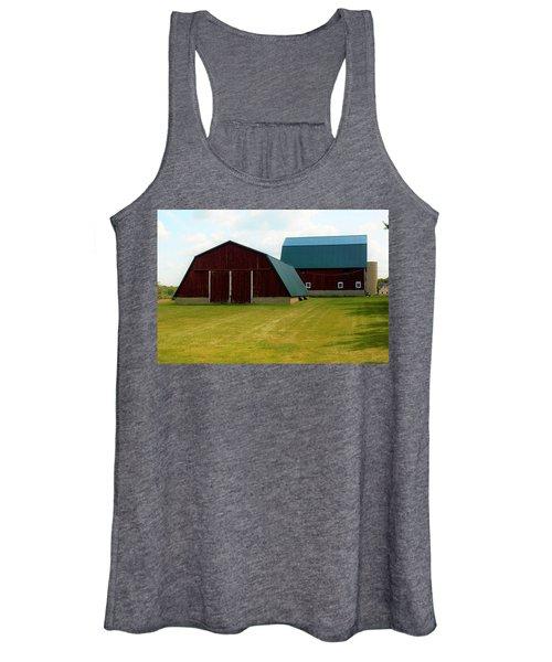 0004 - Barn Brothers Women's Tank Top