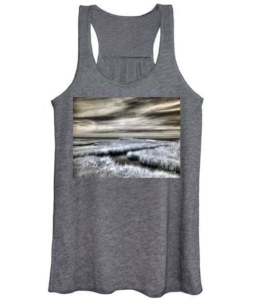 Barnegat Bay New Jersey Women's Tank Top