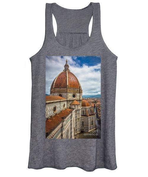 Basilica Di Santa Maria Del Fiore Women's Tank Top