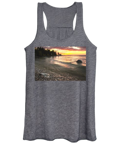 Beach Awakens Women's Tank Top