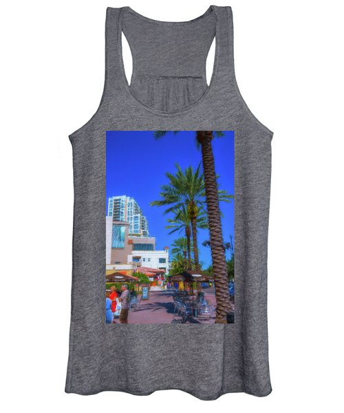Beach Dr. St. Petersburg Florida Women's Tank Top