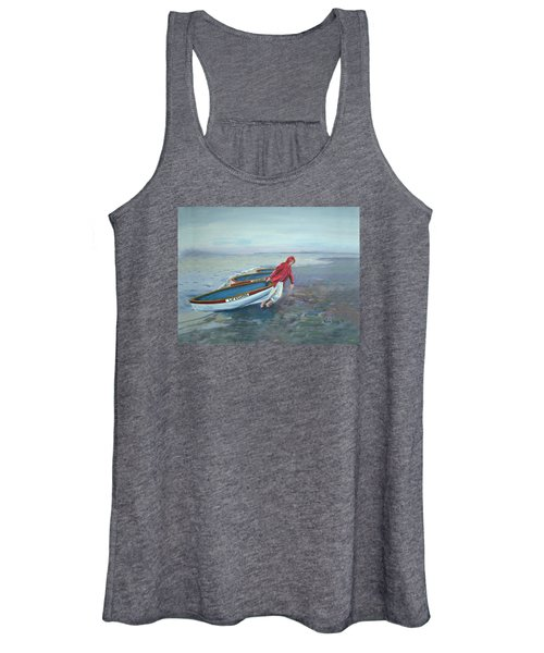 Beach Lifeguard Women's Tank Top