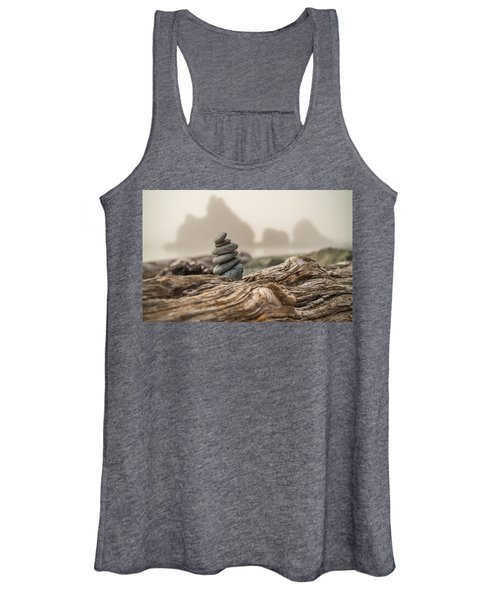 Beach Stack Women's Tank Top