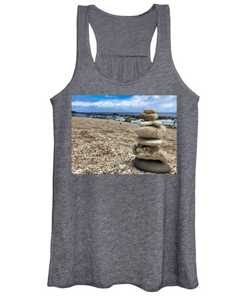 Beach Zen Women's Tank Top