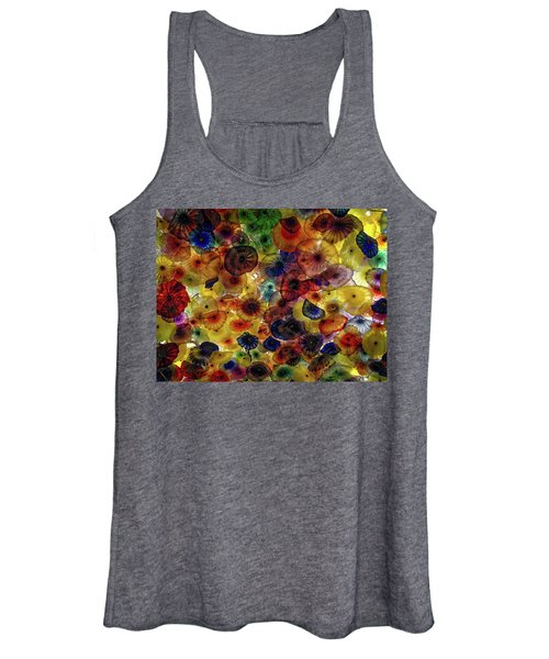 Women's Tank Top featuring the photograph Beautiful Colors by Michael Colgate