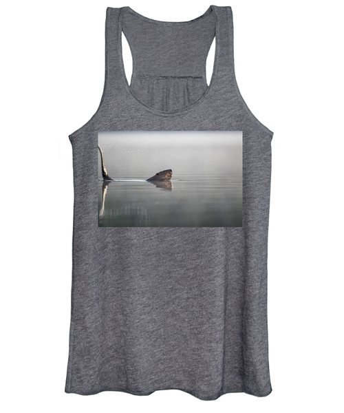 Beaver Tail Women's Tank Top