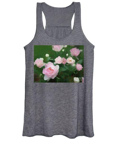 Bed Of Roses Women's Tank Top