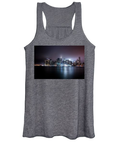 Before The Storm Women's Tank Top
