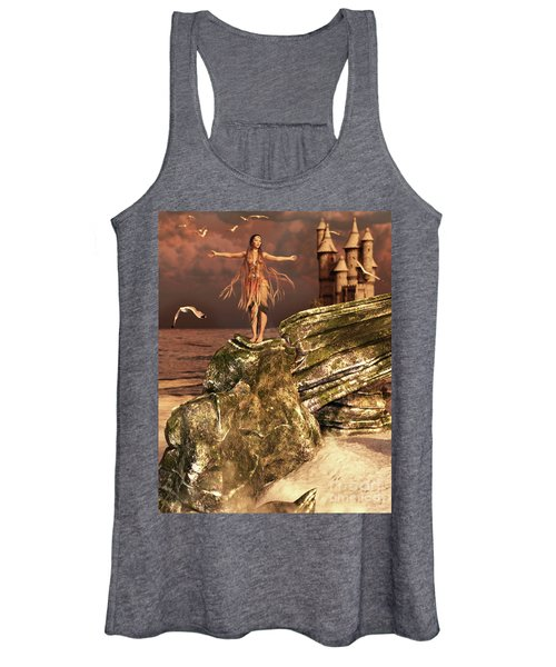 Before The Sun Sets Women's Tank Top