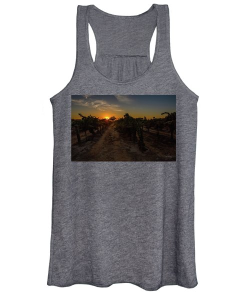 Before Tomorrow's Harvest Women's Tank Top