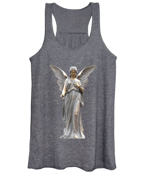 Behold I Send An Angel Before Thee I I Women's Tank Top