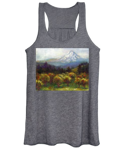 Beyond The Orchards Women's Tank Top