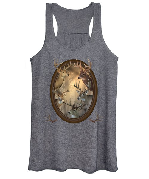 Women's Tank Top featuring the photograph Big Bucks by Shane Bechler