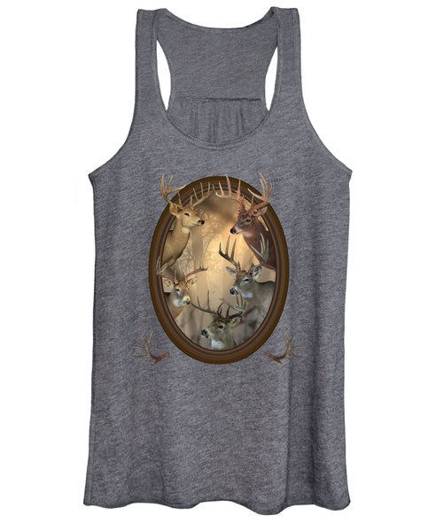 Big Bucks Women's Tank Top