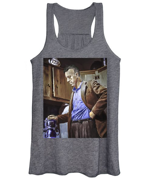 Bill Wilson Women's Tank Top