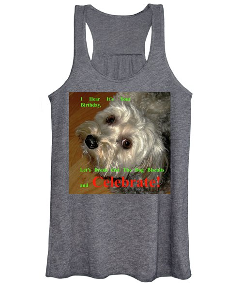Birthday Women's Tank Top
